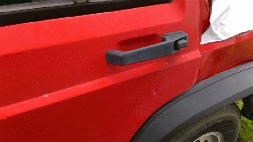 Jeep CHEROKEE 1996 Exterior Door Handle 129.AM8296 WGF024