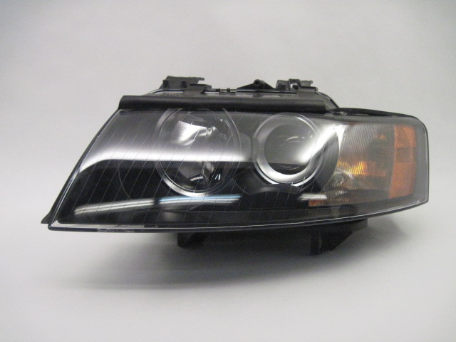 HEADLIGHT Audi A4 2003 03 Left Convertible