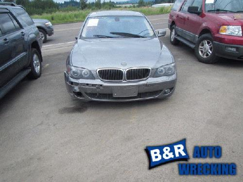 BMW 750LI 2006 A/V Equipment 638-58813 CGF545