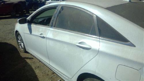 Hyundai SONATA 2012 Left Side Rear Or Side Door Assembly 130-50564L EGH857