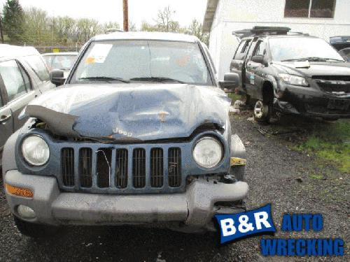 Jeep LIBERTY 2002 Roof Assembly