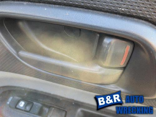 2008 Subaru Forester Door Handle Interior 21382033 229 Su1s08