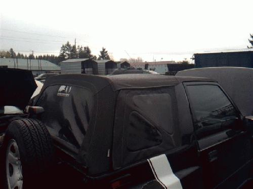 Chevrolet TRACKER 1998 Roof Assembly 152-58806 BFC759