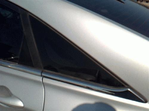 Hyundai SONATA 2012 Left Side Quarter Glass 284-50497L HGF095
