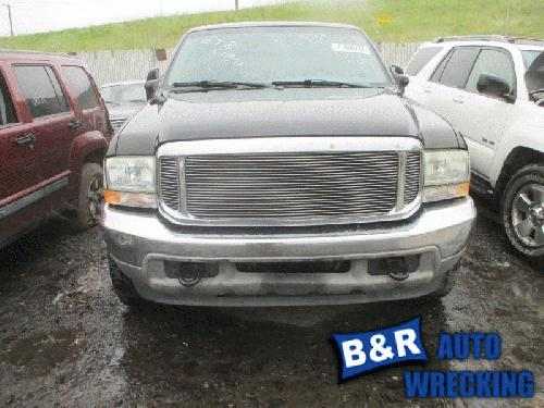 Ford Excursion  Rear