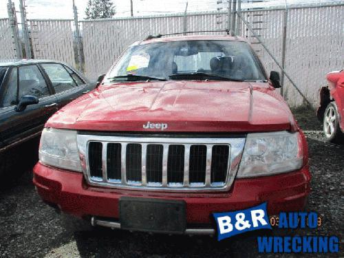 Jeep CHERGRAND 2004 Rear Seat 215.AM8404 THC600