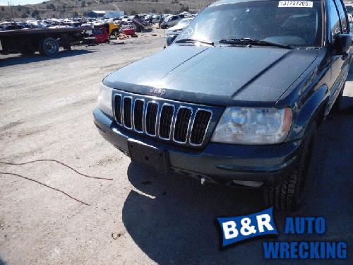 Jeep CHERGRAND 2002 Rocker Panel Moulding 189.AM8402 RGC913