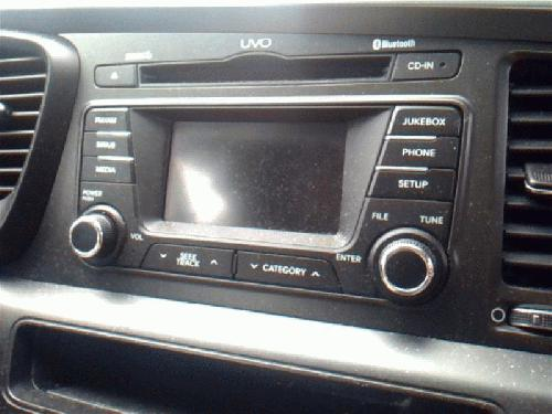 Kia OPTIMAKIA 2013 A/V Equipment 638-52147 GGA428