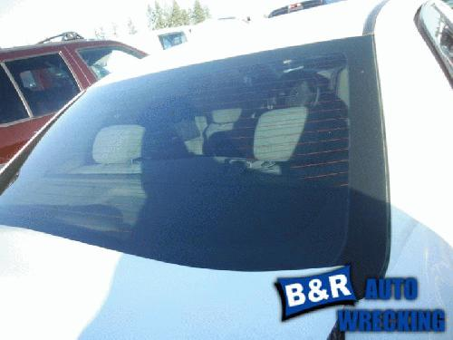 Honda ACCORD 2005 Back Glass