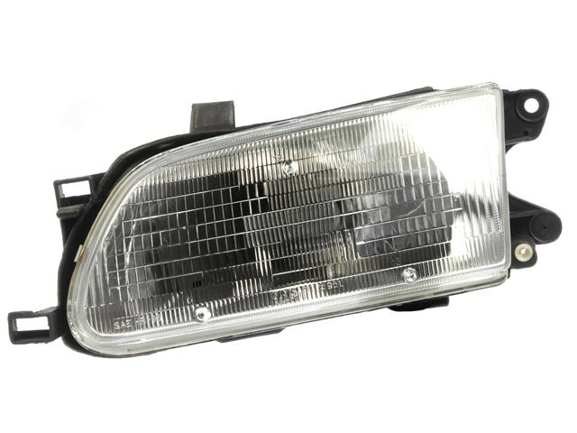 HEADLIGHT LAMP ASSEMBLY Toyota Tercel 1995 95 1996 96 Left (TO2502111) 622290