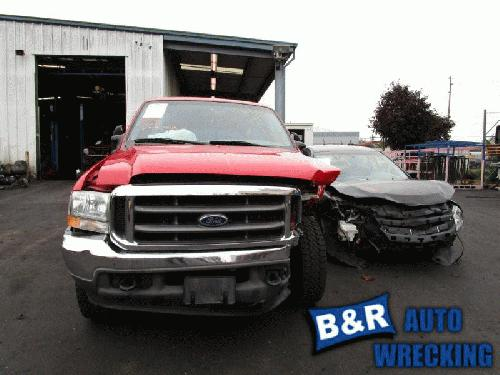 Ford F250SD 2004 Spare Wheel Carrier
