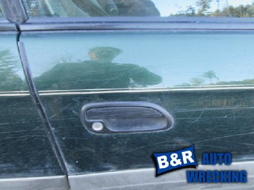 Subaru LEGACY 2002 Right Side Exterior Door Handle 129-50678R NDL411