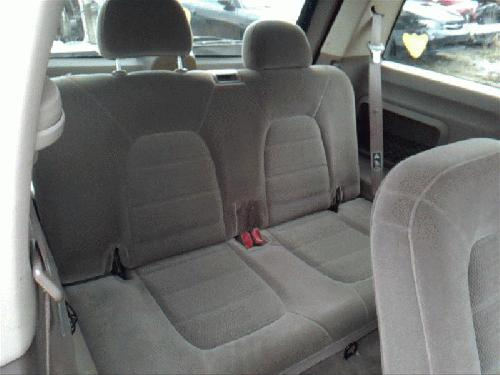 Ford EXPLORER 2002 Third Seat
