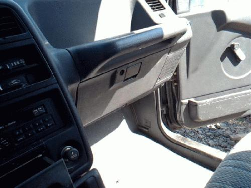 Suzuki SIDEKICK <em>1990</em> Glove Box