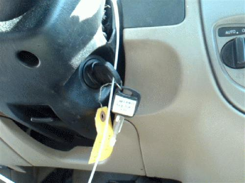 Ford ESCAPE 2003 Ignition Switch