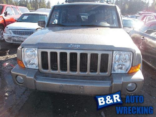 Jeep COMMANDER 2006 Transfer Case Assembly 412-00550 GGJ468