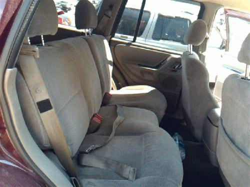 Jeep CHERGRAND 2000 Rear Seat 215.AM8400 HFH270