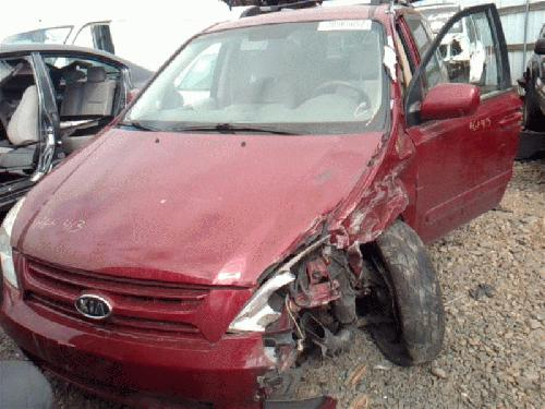 Kia SEDONA 2008 Left Side Rear Independent Suspension Assembly 475-51149AL AGF413