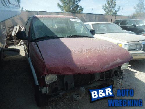 Chevrolet S10PICKUP 1994 Air Cleaner