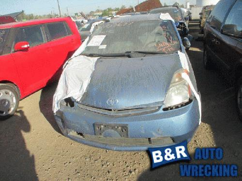 Toyota PRIUS 2007 Right Side Windshield Glass