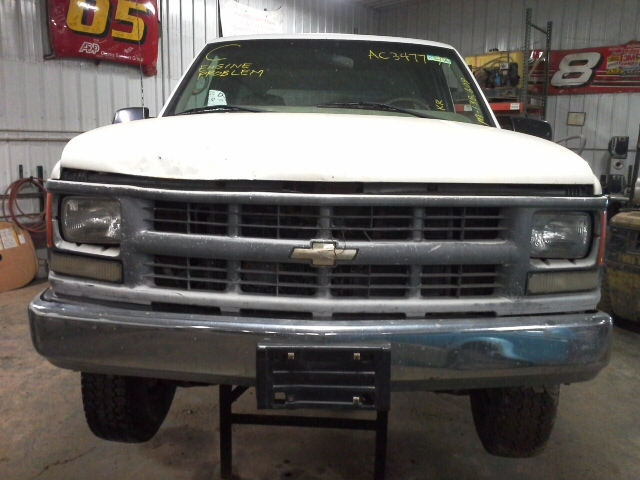 1999 CHEVY 2500 PICKUP A/C HEATER BLOWER MOTOR
