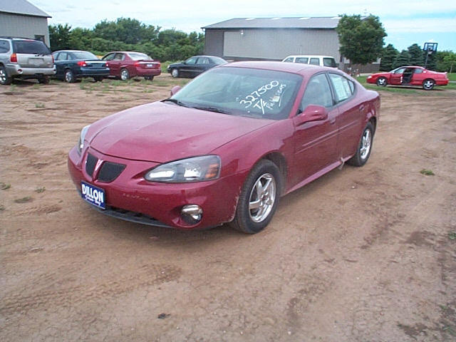 2004 pontiac grand prix automatic transmission 21 miles. Black Bedroom Furniture Sets. Home Design Ideas