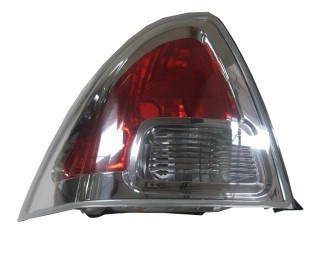 06 07 Ford Fusion Tail Light Lamp Left New 19783540