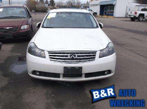 Infiniti M45 2007 Roof Glass