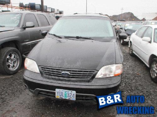 Ford WINDSTAR 2001 <em>Spare</em> Wheel Carrier