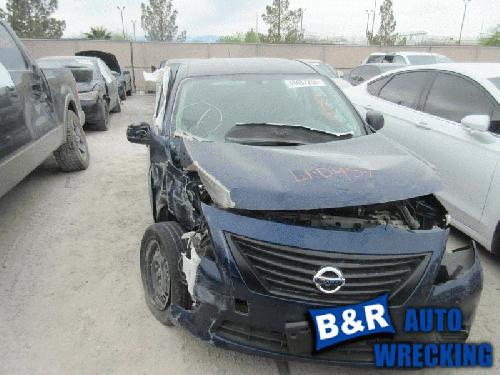 Nissan VERSA 2014 Right Side Front Door Glass 277-59297R LFD457