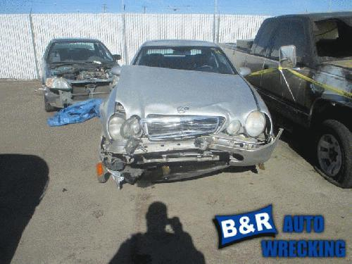 Mercedes-Benz CLK320 1999 Right Side Rear Independent Suspension Assembly 475-59367R EGJ304