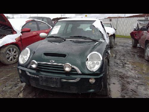 Mini MINI 1 2004 Right Side Front Knee 510-60283BR EHD952