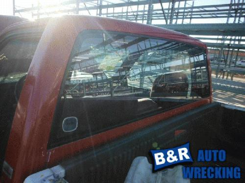 GMC C2500 1988 Back Glass