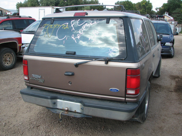 Ford Explorer 4x4 Front Axle : Ford explorer front axle