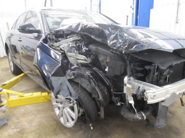 Parting out a 2013 Audi A6