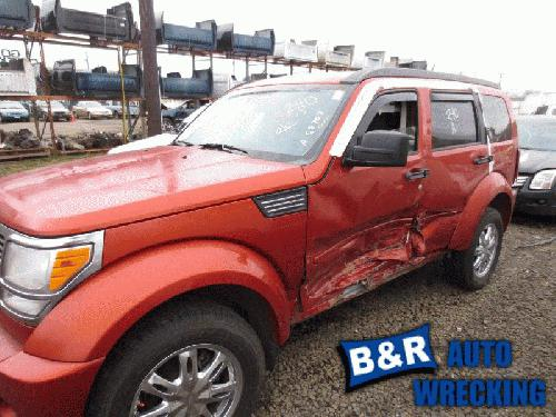 2007 Dodge Nitro Front Drive Shaft 430-00466 EBL002