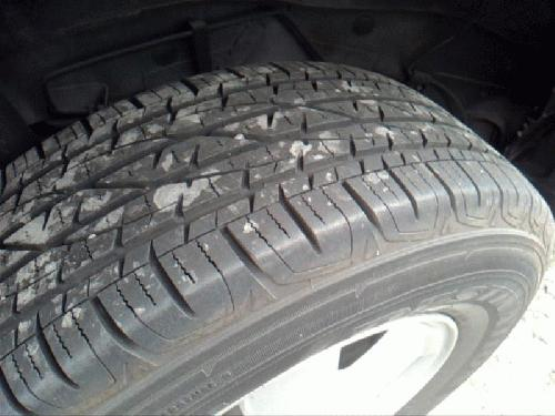 <em>Ford</em> <em>ESCAPE</em> 2010 Tire