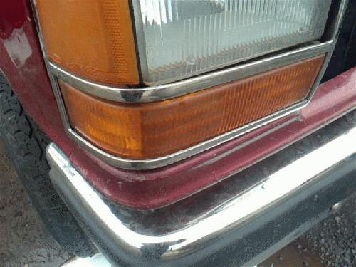 Ford EXPLORER 1994 Right Side Front Lamp
