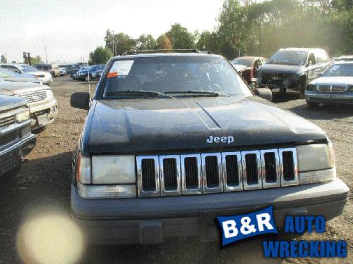 Jeep GRANDCHER 1995 Latch Or Lock 181.AM8395 WEI292