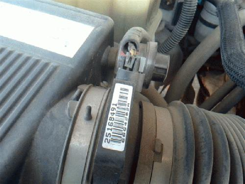 Chevrolet SILVRDO25 2004 Air Flow Meter 336-05209 RGC904