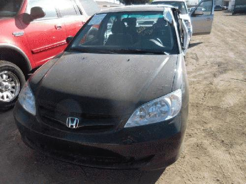 Honda CIVIC 2004 Accessory Holder 698.HO1C04 HFB947