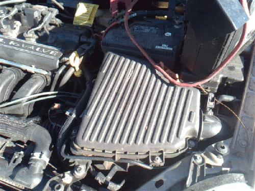 Dodge NEON-DODG 2001 Air Cleaner
