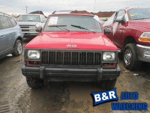 <em>Jeep</em> <em>CHEROKEE</em> 1993 Radiator