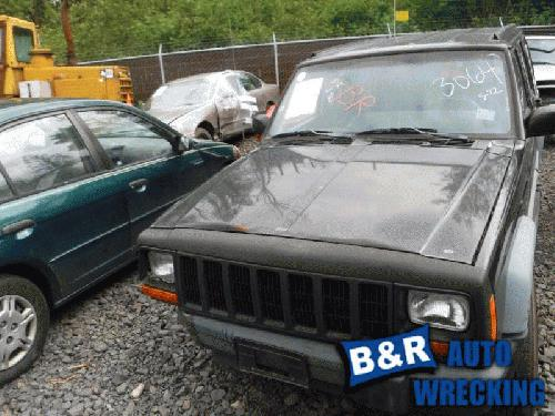 Jeep CHEROKEE 1998 Front Seat Belt 210.AM8298 NGF024