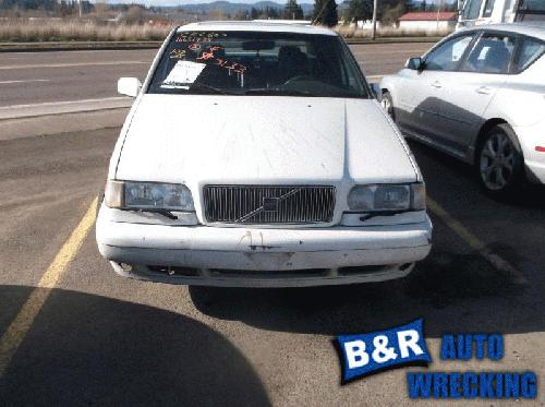 Volvo S70 1998 Roof Glass