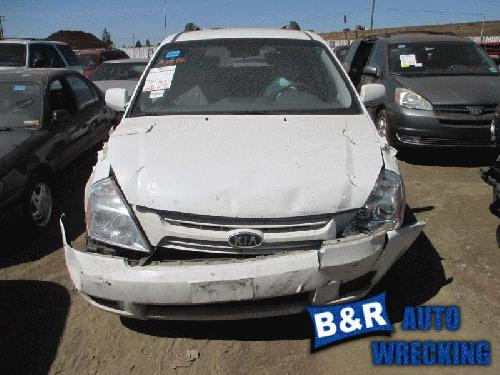 Kia SEDONA 2008 Left Side Front Knee 510-50133L EEH563