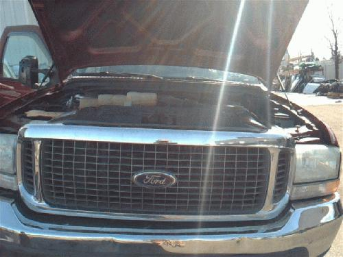 Ford EXCURSION 2004 Grille