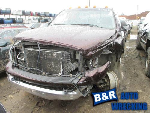 Dodge RAM3500 2005 Accessory Holder