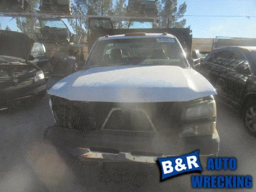 Chevrolet SILVRDO35 2006 Back Glass 275-05627B LGK728