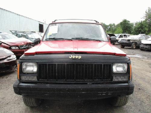 Jeep CHEROKEE 1996 Latch Or Lock 181.AM8296 WGF024